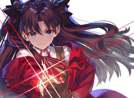 Commission: Magical Rin Tohsaka