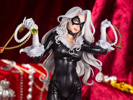 (Toy News) Bishoujo: Black Cat 2.0