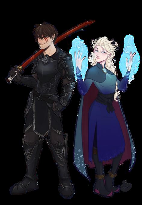 Elsa & Onyx