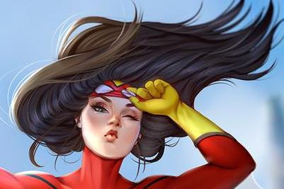 Art Share: Super ($exy) Heroines
