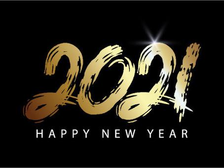 Happy New Year's: 2021