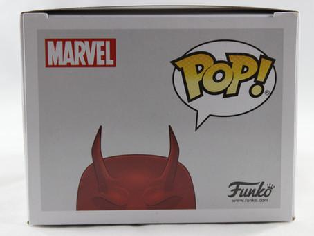 Funko POP: Venomized Daredevil