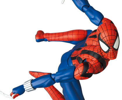 Mafex (News): Ben Reilly Spider-Man