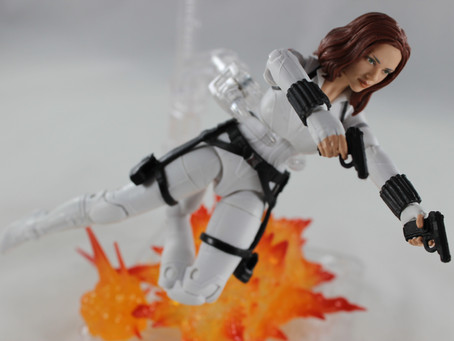 Marvel Legends: MCU White Widow (Natasha Romanoff)