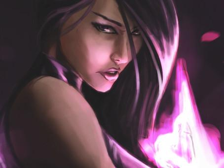 Commission: Psylocke