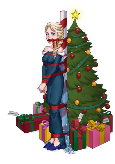 Elsa for Christmas