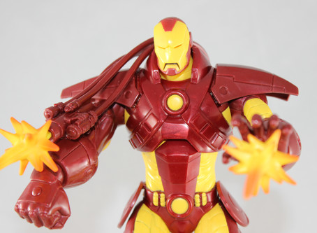 Marvel Legends Unleashed: Iron Man