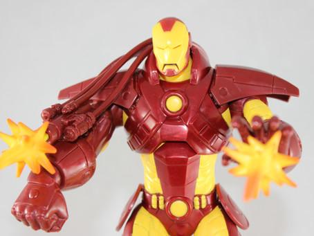 Marvel Legends Unleashed: Iron Man