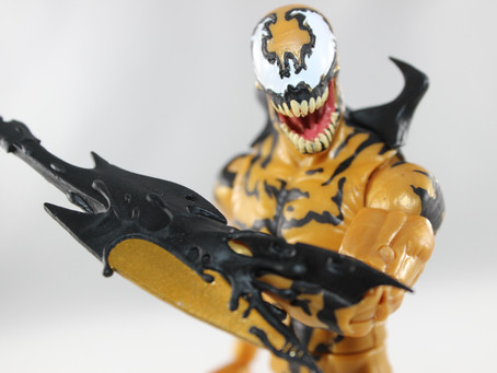 Marvel Legends Venompool BAF: Phage