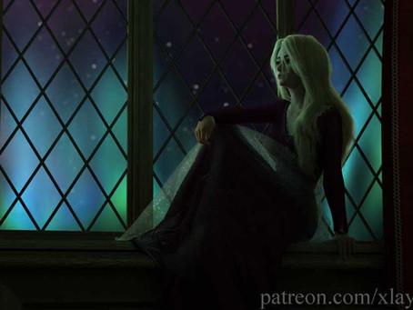 Art Share: Elsa (Xlayers/Haru)