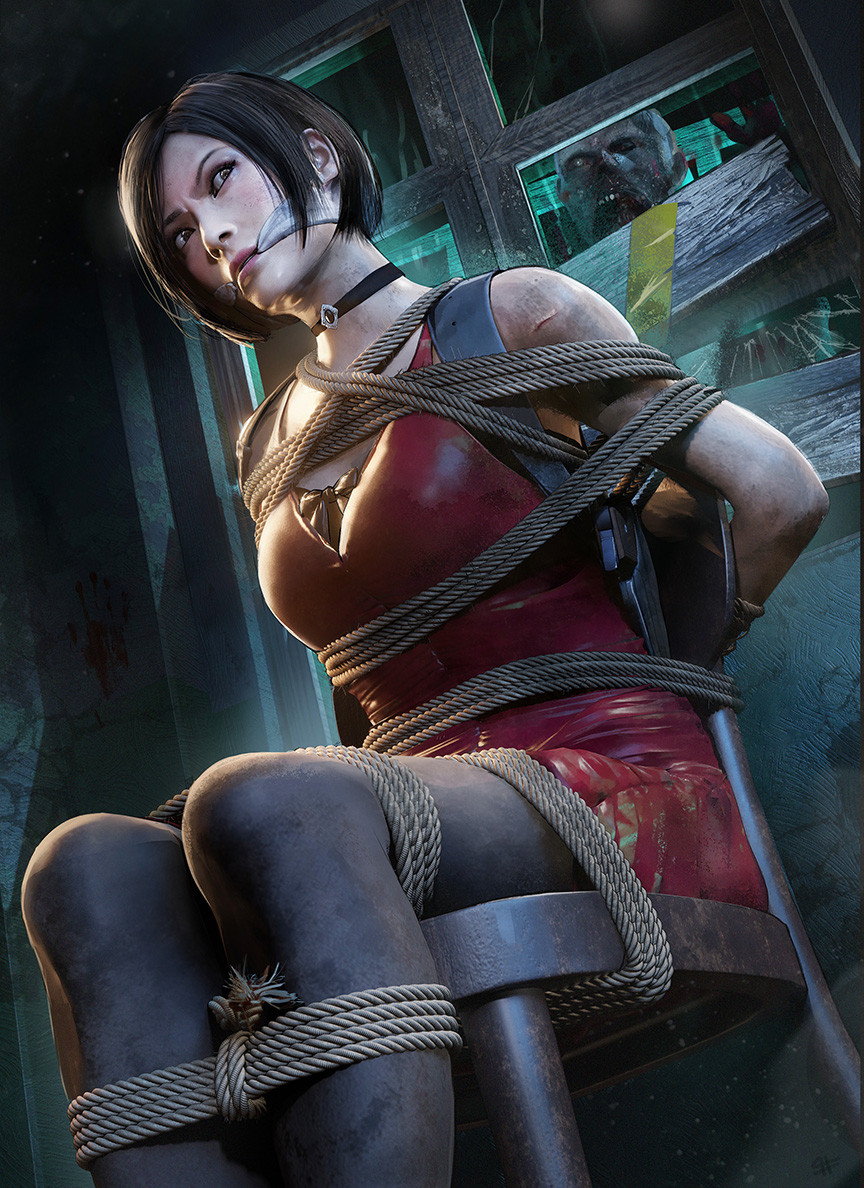 Probably one of the best Ada Wong DiD art I have seen in a long time!