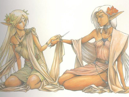 Commissions: Deedlit & Pirotess