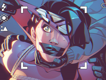 Art Share: Telikor (Return of Hangman)