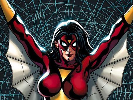 Commission: Spider-Woman vs Terra Branford