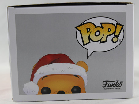 Funko POP: Holiday Winnie the Pooh