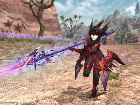 FFXIV: A'rlen Sirushi (Dragoon) II