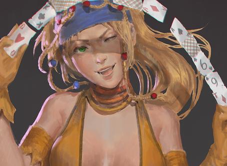 Commission: Akira-jw & Rikku