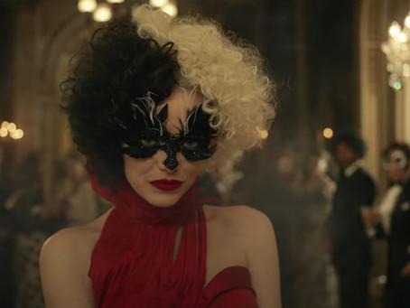 Cinematics: Cruella / Raya