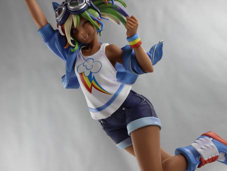 Bishoujo: Rainbow Dash