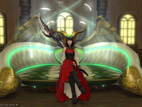 FFXIV: A'rlen Sirushi (Dragoon) III