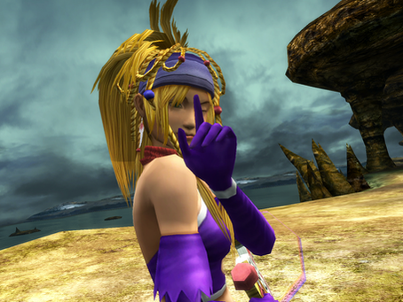 Commission: Rikku Gun Mage DiDressphere