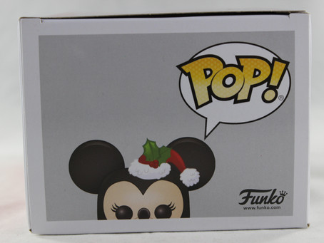 Funko POP: Holiday Minnie Mouse
