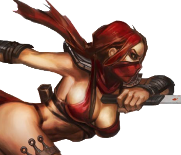 Commission: Testing Skarlet's Might