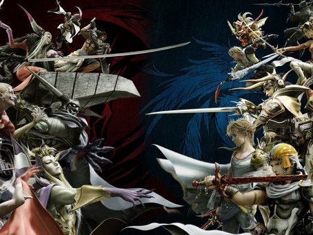Dissidia (FF) Warriors: A Fantasy Worth a Reality?