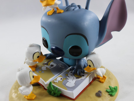Funko POP: Stitch & The Ducklings