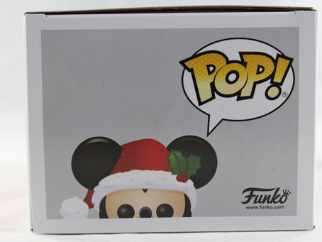 Funko POP: Holiday Mickey Mouse