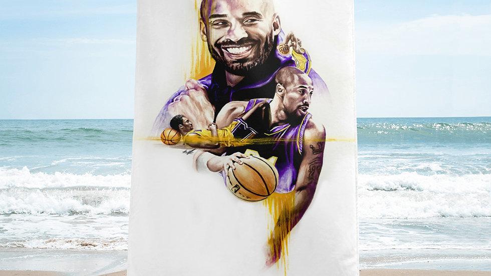 Kobe Bryant #1 Art Towel