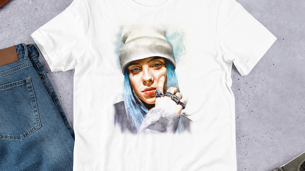 Billie Eilish #1 Art T
