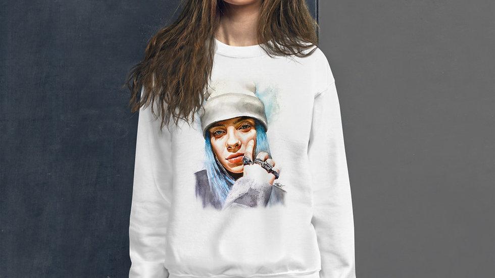 Billie Eilish #1 Art Sweater
