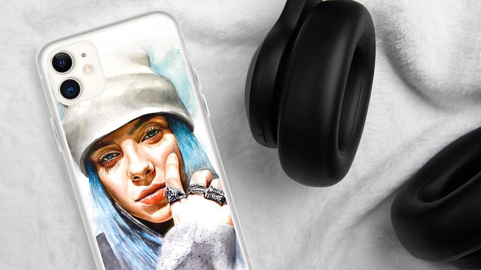 Billie Eilish #1 Art iPhone Case