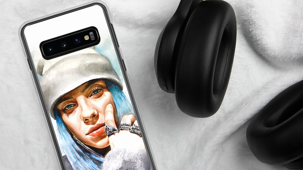 Billie Eilish #1 Art Samsung Case