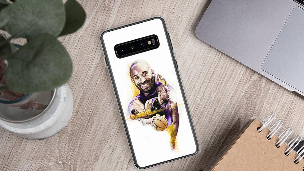 Kobe Bryant #1 Art Samsung Case