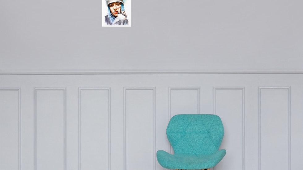 Billie Eilish #1 Art Poster