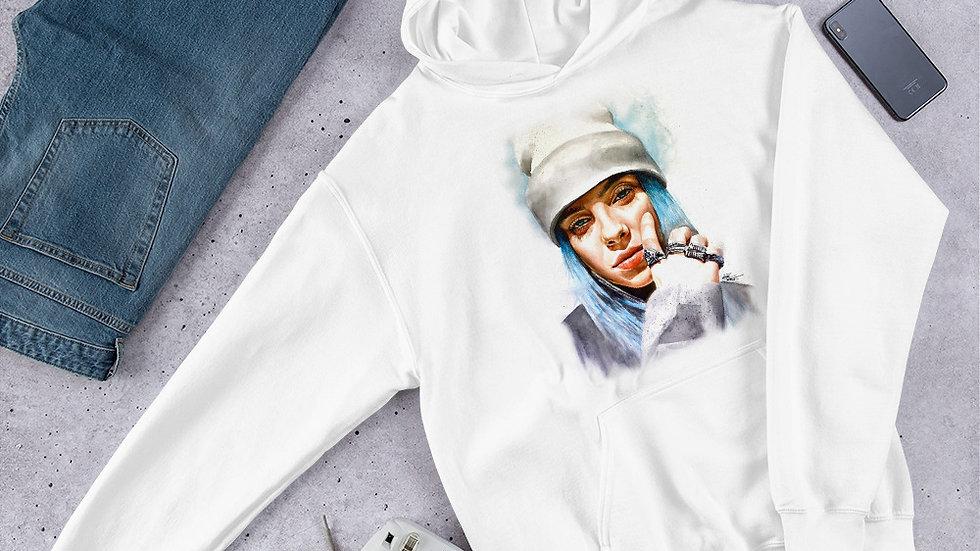 Billie Eilish #1 Art Hoodie