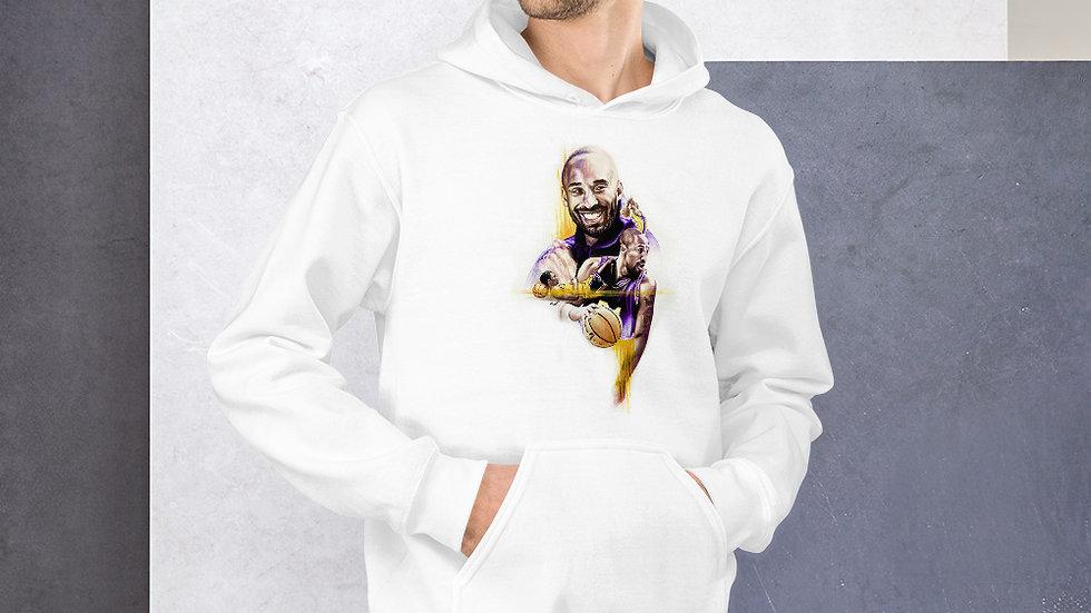 Kobe Bryant #1 Art Hoodie