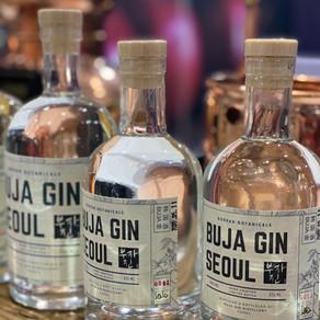 Introducing the First Korean Gin:  Buja Gin