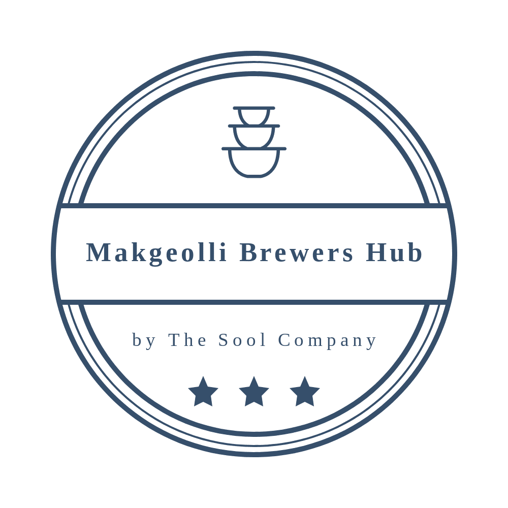 Talk about how to make makgeolli with other brewers in a dedicated forum called The Makgeolli Brewer's Hub