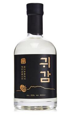 Guigam - Hallabong Brandy from Jeju