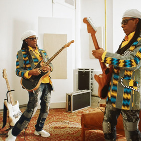 EXCLUSIVE: NILE RODGERS TALKS ACOUSTASONICS, HITMAKER STRAT, INXS + CARS
