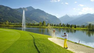2 x 18 hole golf course