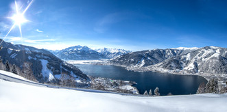 Paradise in winter