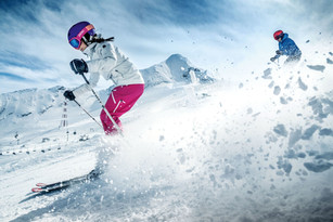 I love to ski