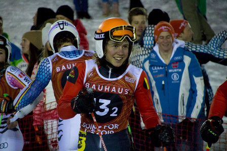 12.03.2017. Sam swins the Bronze medal at the Junior World Championships in Åre, Sweden.