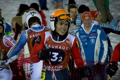 12.03.2017. Sam swins the Bronze medal at the Junior World Championships in Åre, Sweden.