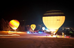 Night of the balloons