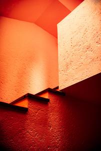 Casa Gilardi Main Stairway 2